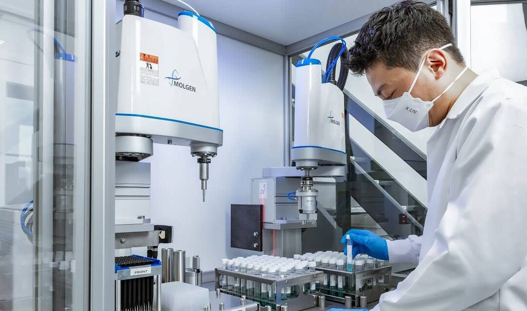 Press Release: MolGen is handling the entire setup of mobile labs for LAMP test centres and supplying the consumables