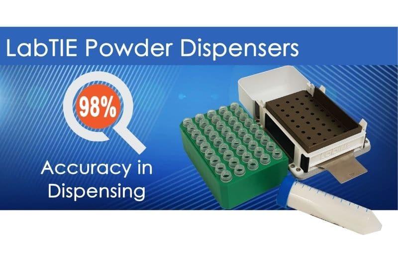 LabTIE Powder Dispensers