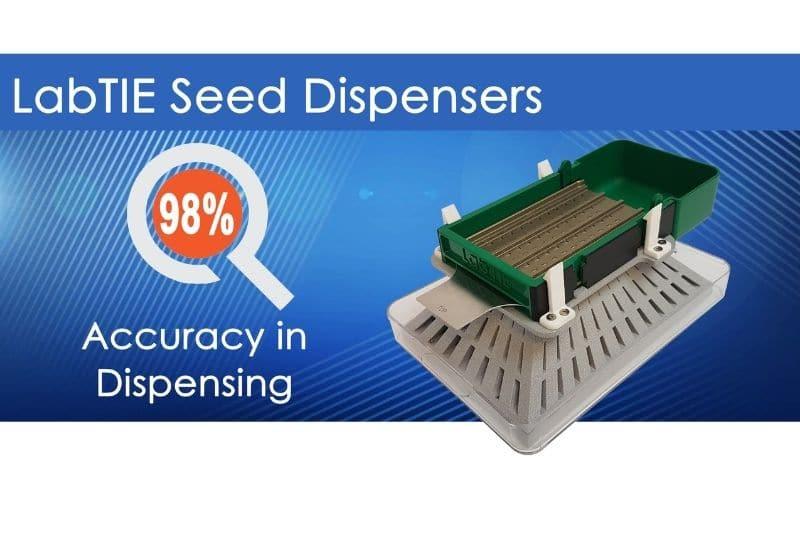 LabTIE Seed Dispensers