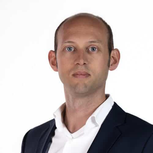 Headshot of Maarten de Groot