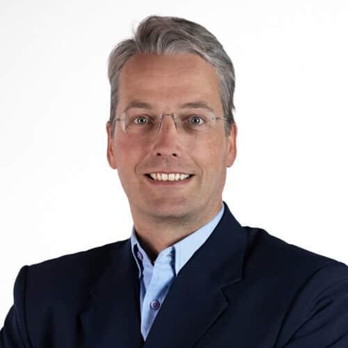 Headshot of Wim van Haeringen